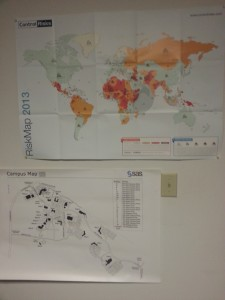 Conf Room Map