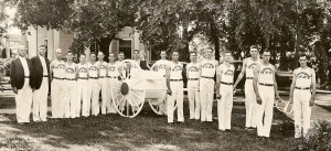 In 1933, the Kannapolis reel team set world records that have still not been beaten. Read more here.