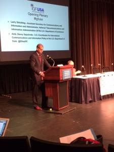 Danny Sepulveda Speaks at IGF USA 2014