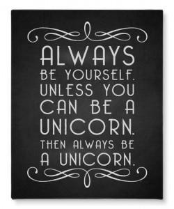 always unicorn
